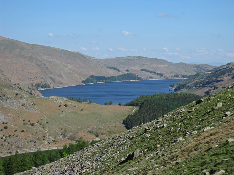 Haweswater from the Gatescarth Pass track