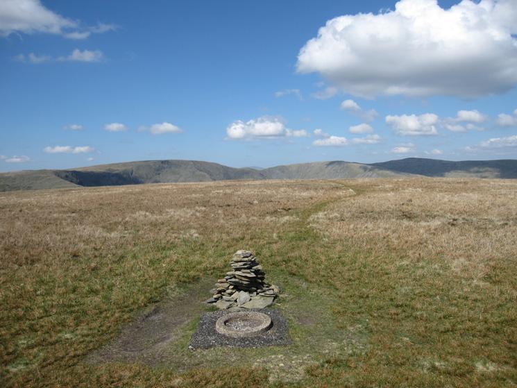 Branstree's flat summit