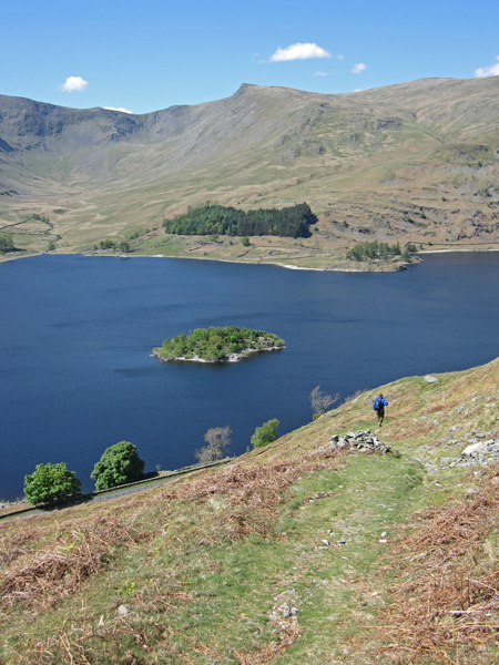 Heading down to Haweswater
