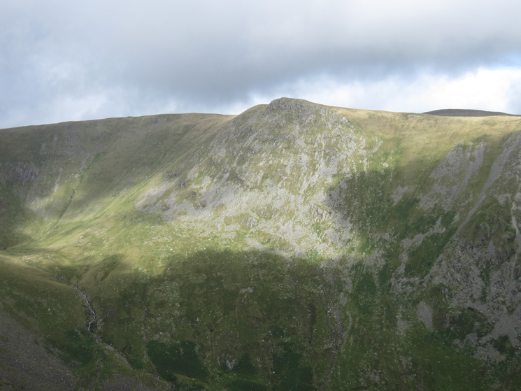 Kidsty Pike across Riggindale