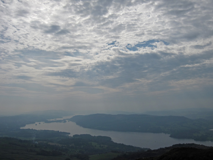 Windermere from Wansfell Pike