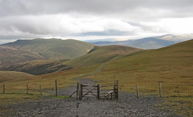 Blencathra and Lonscale Fell