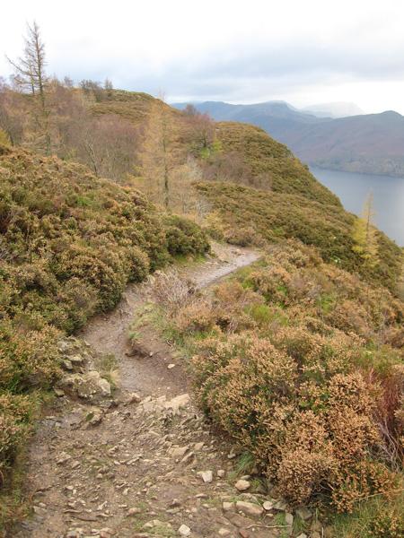 Walla Crag (top of)