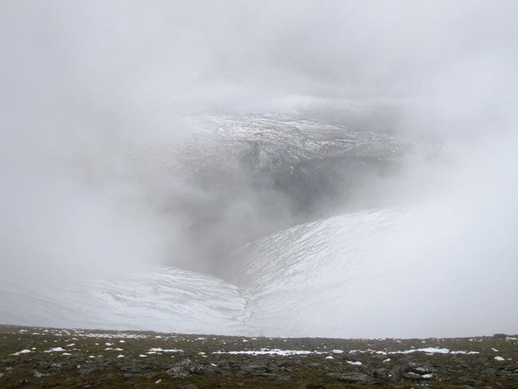 Whelpside Gill below