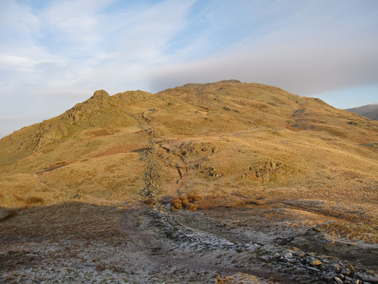 Heron Pike from Nab Scar