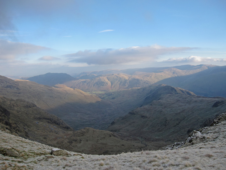 Deepdale from Link Hause