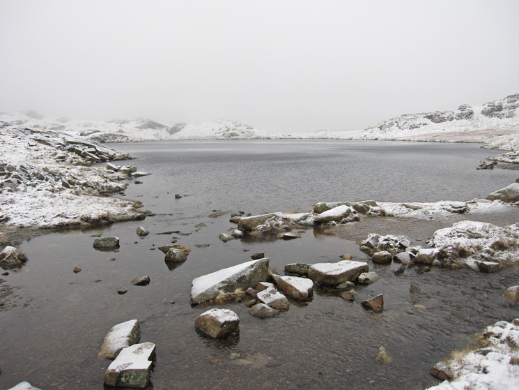 Sprinkling Tarn from its outflow