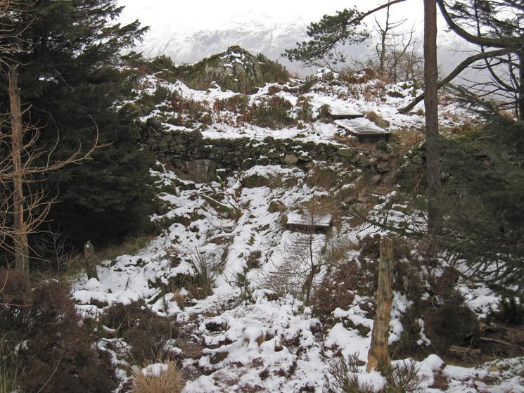 Raven Crag's summit