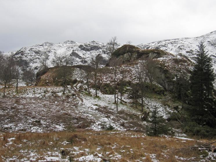 Castle Crag Fort