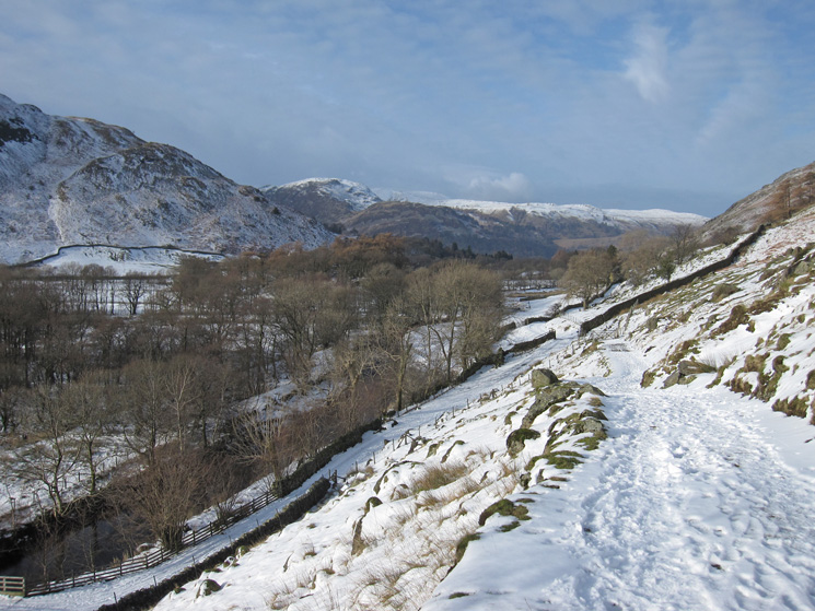 On the way back to Patterdale from Hartsop