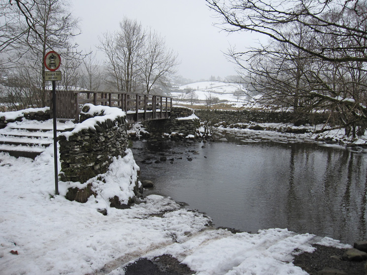 The ford, Little Langdale