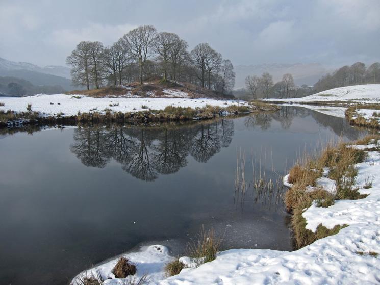 River Brathay reflections