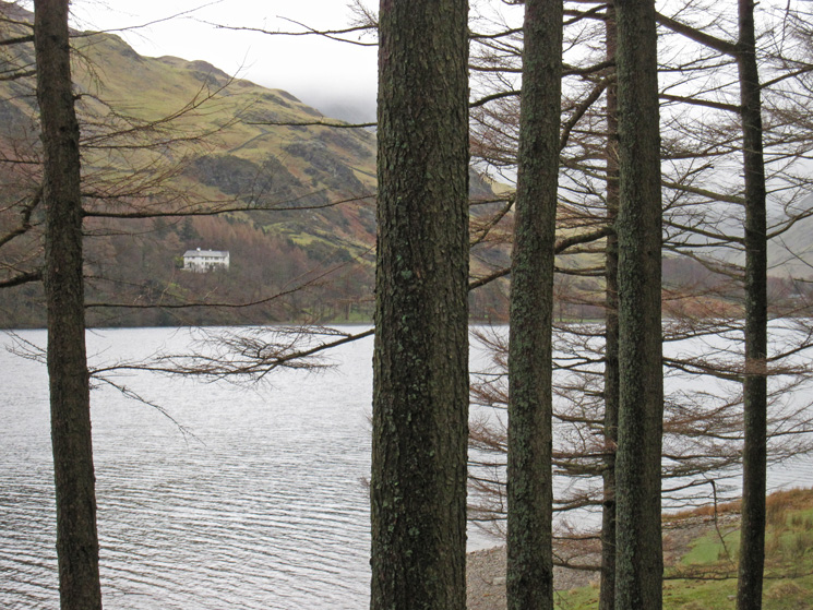 Hassness, across Buttermere