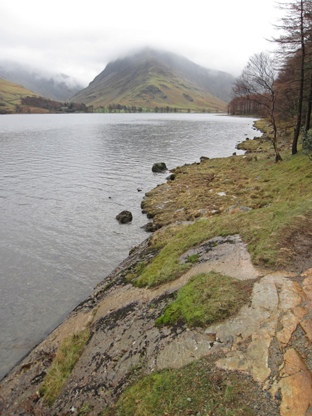 Up Buttermere to Fleetwith Pike