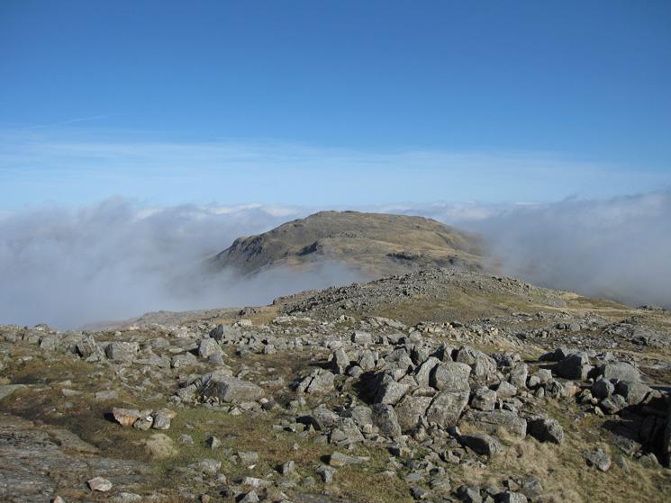 The ridge to Glaramara