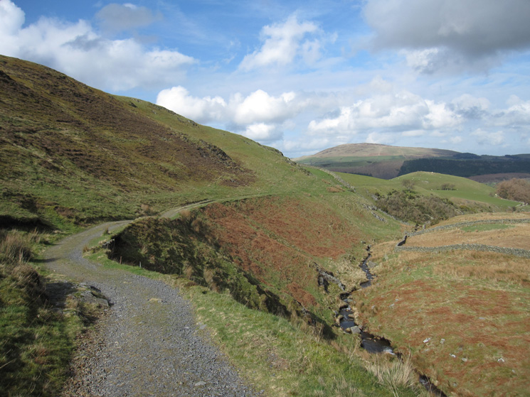 The Allerdale Ramble and Southerdale Beck below Watches
