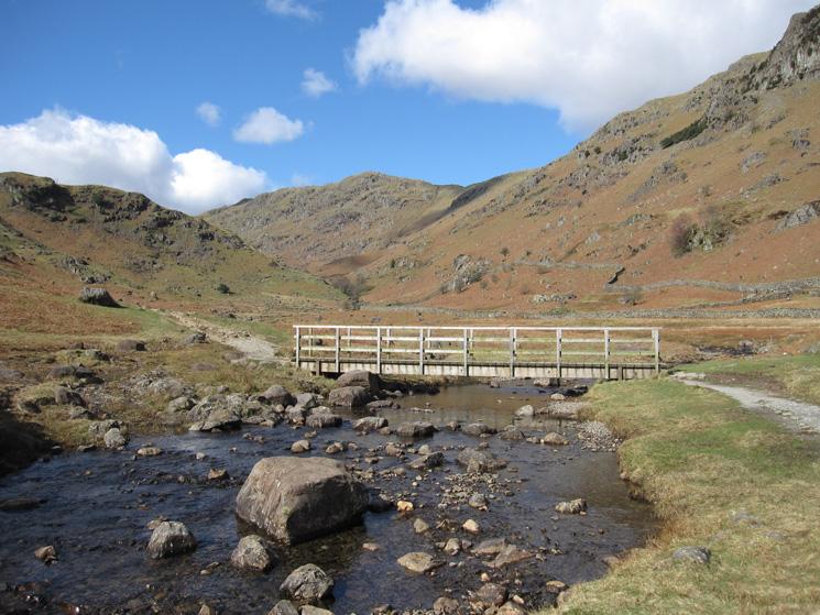 Stythwaite Steps, Far Easedale