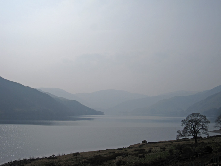 Looking up Haweswater