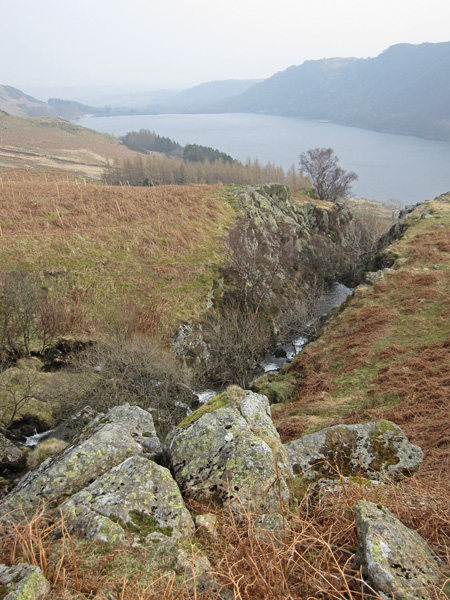 Measand Beck and Haweswater