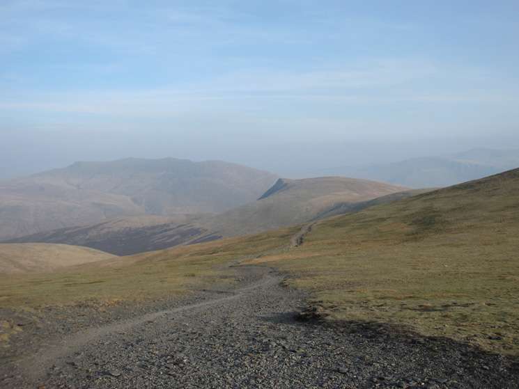 Blencathra and Lonscale Fell