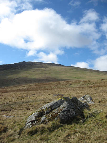 Carrock Fell ahead