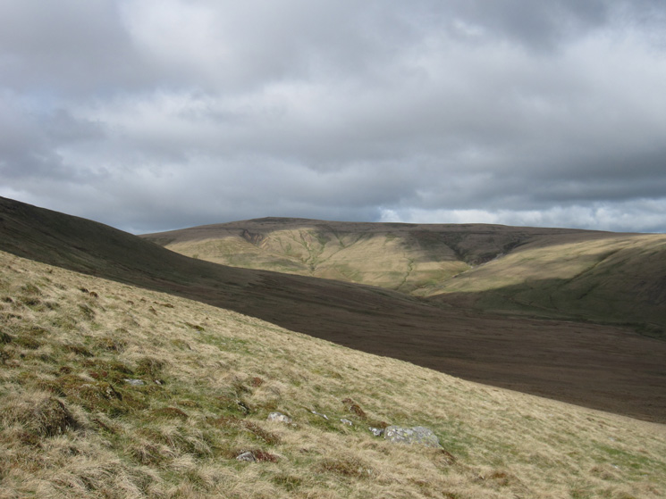 Looking across to High Pike