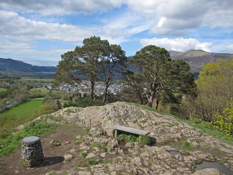 Castle Head summit