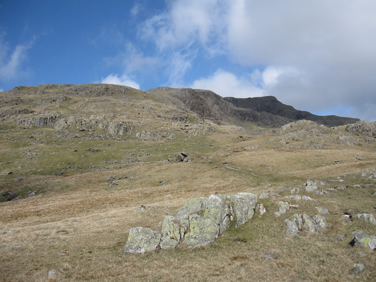 Red Pike from Dore Head