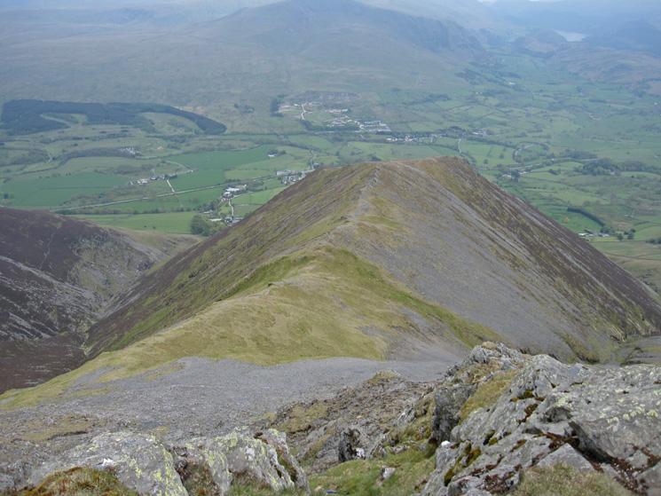 Gategill Fell from its Top