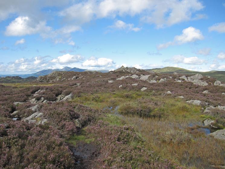 Great Crag's summit
