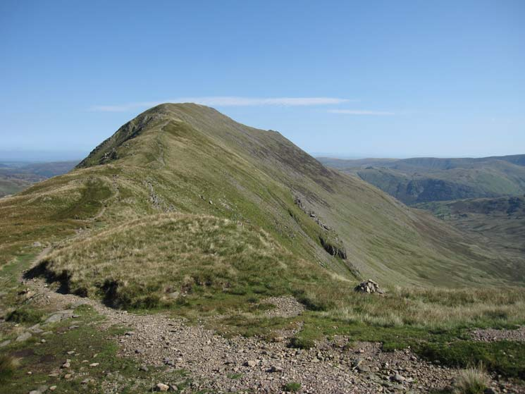 St Sunday Crag from Deepdale Hause