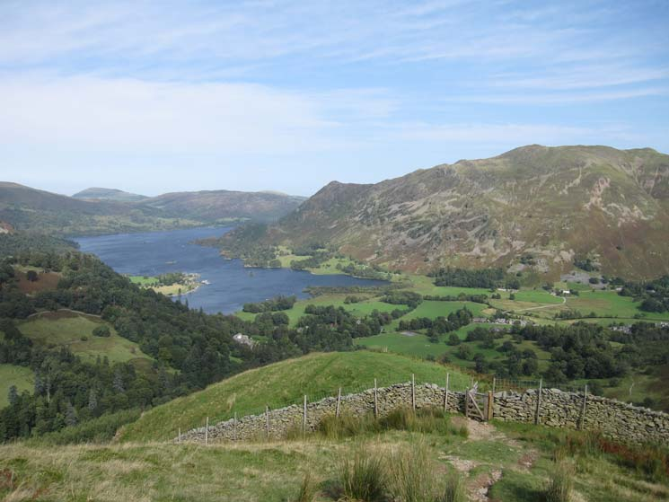 Ullswater and Place Fell from Thornhow End