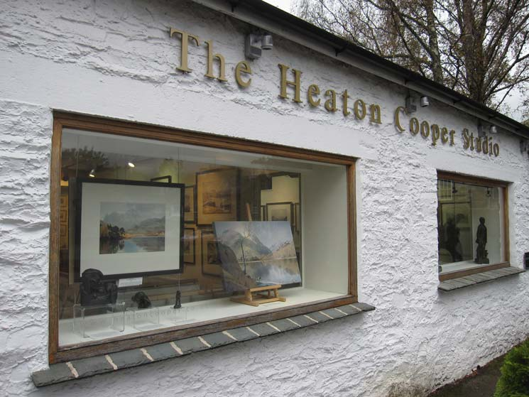 The Heaton Cooper Studio, Grasmere