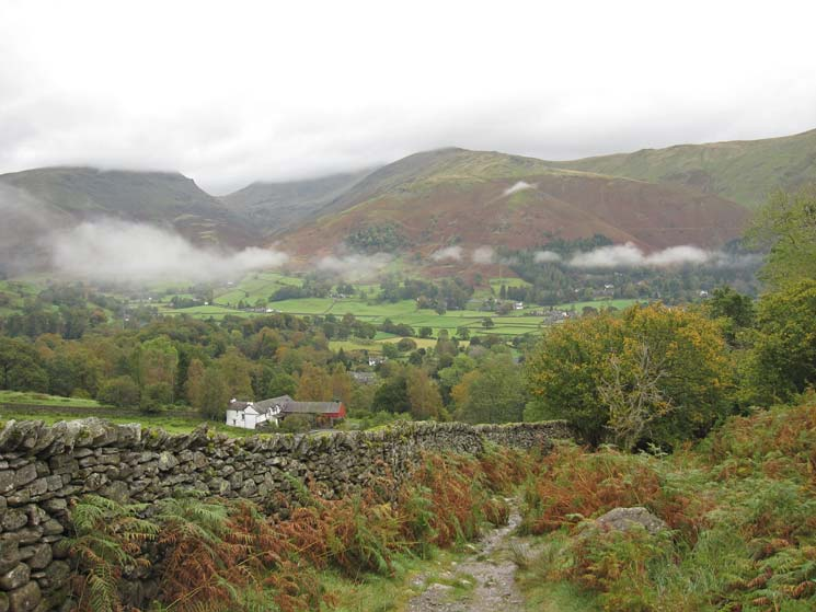 Seat Sandal and Great Rigg