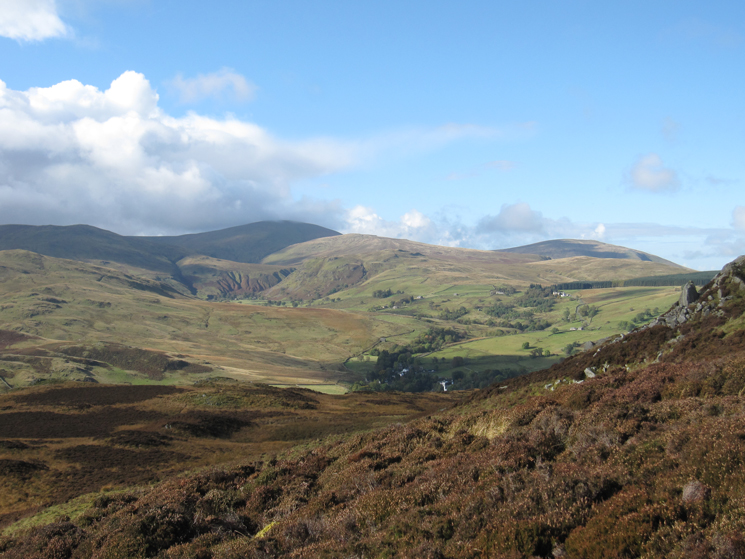 Towards Great Dodd and Clough Head