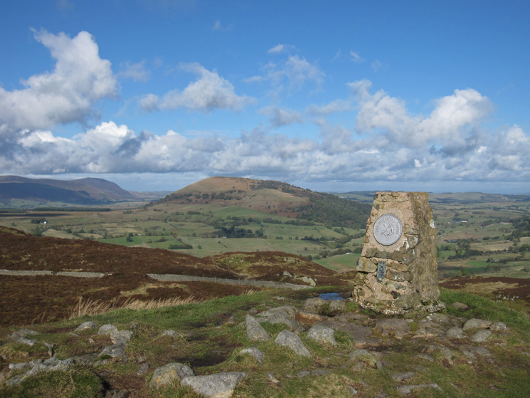 Great Mell Fell from Gowbarrow's summit