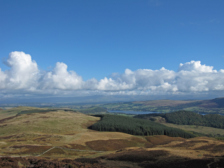 Towards the North Pennines