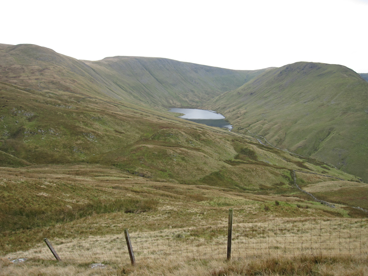 Hayeswater comes into view