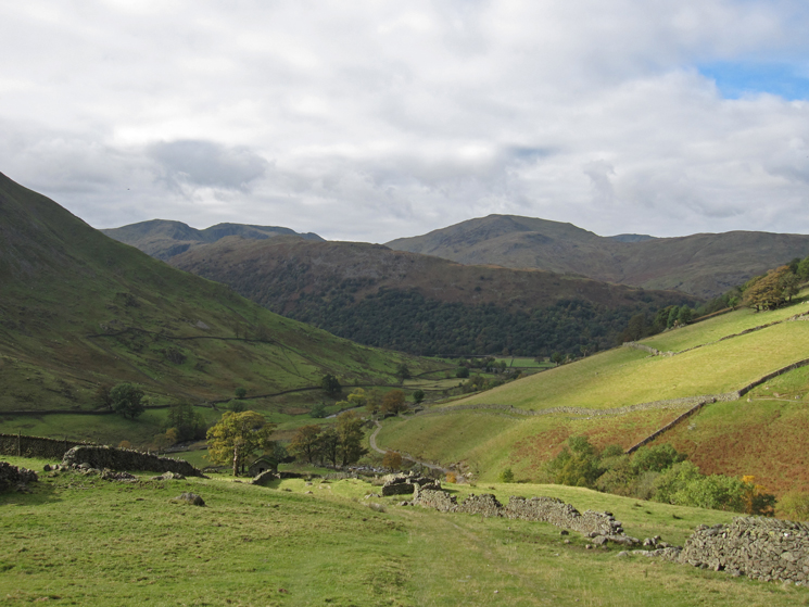 The way down to Hartsop