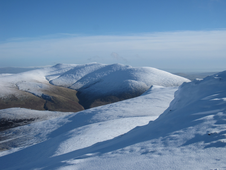 Blencathra from Lesser Man