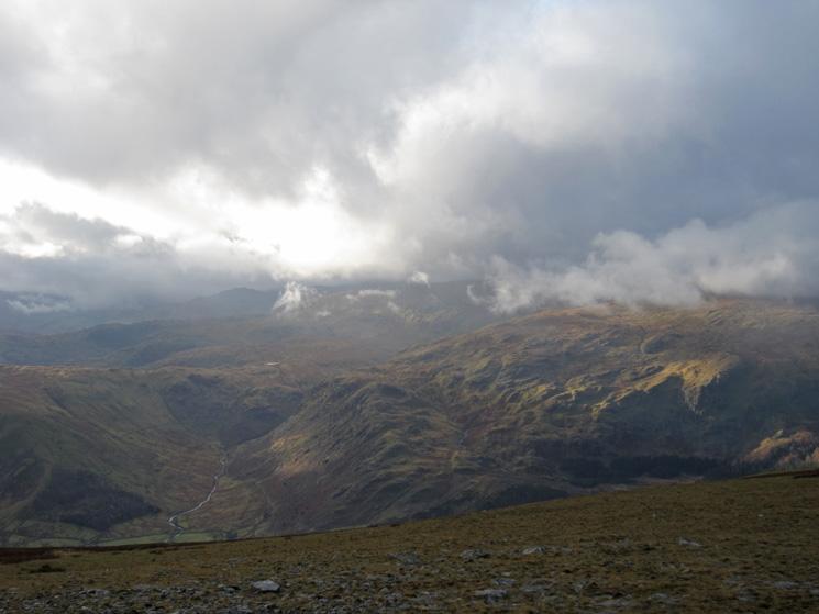 Wythburn Valley and Fells