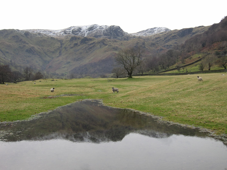 Dove Crag and Dovedale