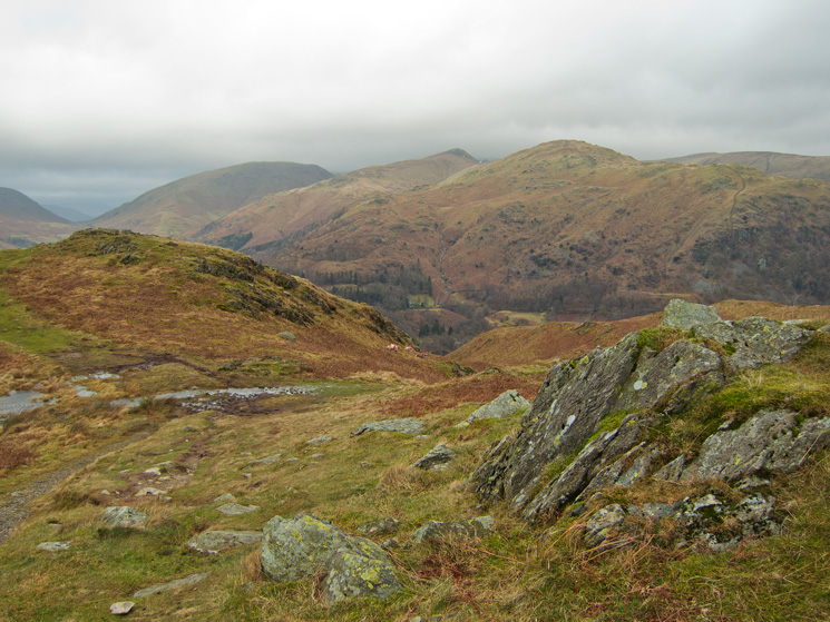 Seat Sandal, Great Rigg, Heron Pike and Nab Scar