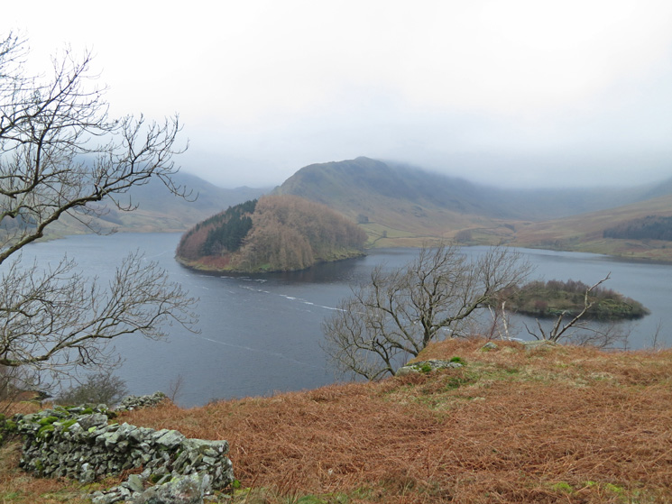 Over Haweswater to The Rigg on the drive to Mardale Head