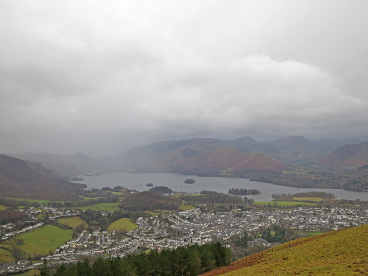 Another shot of the view south from Latrigg