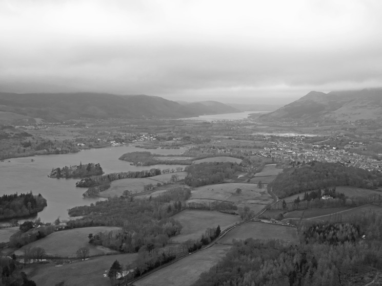 Derwent Water and Bassenthwaite Lake