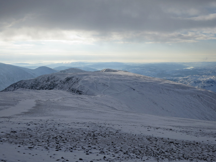 Nethermost Pike to the south