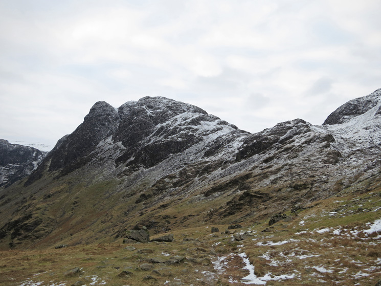Haystacks with Scarth Gap to the right