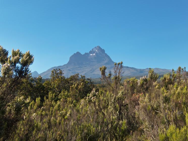 Mawenzi, Kilimanjaro's second summit (5149m)