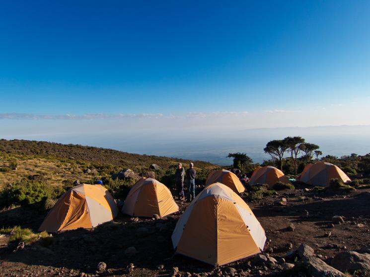 Early morning Kikelelwa Camp
